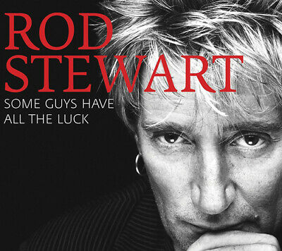 Rod Stewart : Some Guys Have All the Luck CD 2 discs (2008) Fast and FREE P & P