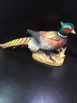 Giftcraft Fine Ceramic Ring Neck Pheasant E736