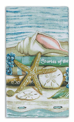 Kay Dee Designs Stories of the Sea Kitchen Towel One Size