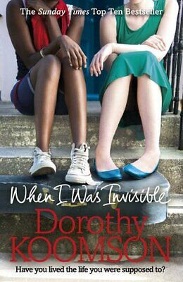 When I Was Invisible by Koomson, Dorothy Book The Cheap Fast Free Post