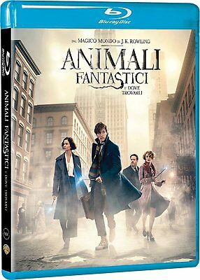 Animali Fantastici E Dove Trovarli (Blu-Ray) WARNER HOME VIDEO