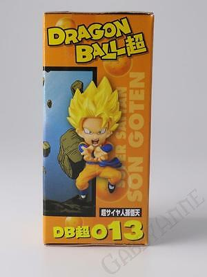 Dragon Ball Z Super Saiyan Goten WCF World Collectible Figure 3 Banpresto