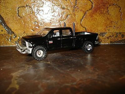 1/64 CUSTOM DODGE CUMMINS TRUCK Farm Toy Ertl DCP #B7