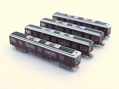 T Gauge Hankyu 9000 4 Car Set