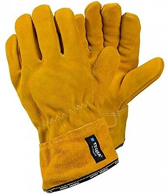 Ejendals 17-10 Size 10 'Tegera 17' Heat-Resistant Glove - Yellow