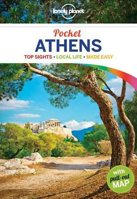 NEW Athens By Lonely Planet Paperback Free Shipping