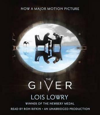 NEW The Giver By Lois Lowry Audio CD Free Shipping