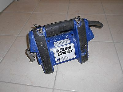 Wyco Wsd1 Sure Speed Electric Concrete Vibrator Motor