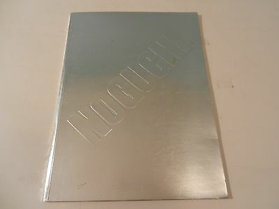 Noguchi Steel Sculptures, The Pace Gallery, 1975, Softcover, Great Condition