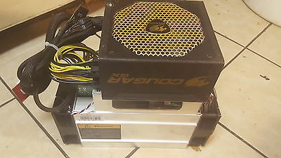 Bitmain Antminer S7-LN ASIC Bitcoin Miner @ 2.7TH/s with Power Supply Free Ship