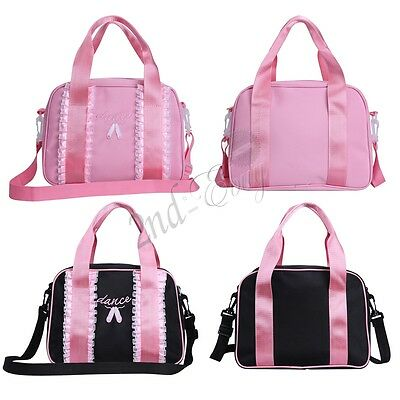 1eb0a2be914 Women Girls Embroidered Tote Dance Bags Dress Ballet Shoulder Bag Hand Bag  Pouch