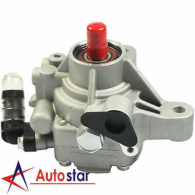 New Power Steering Pump For Honda Accord CR-V Element Acura RSX TSX 56110PNB-A01
