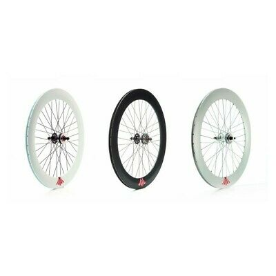 70mm Hinterrad Laufradsatz Laufraeder Wheel Fixie Fixed Singlespeed Track