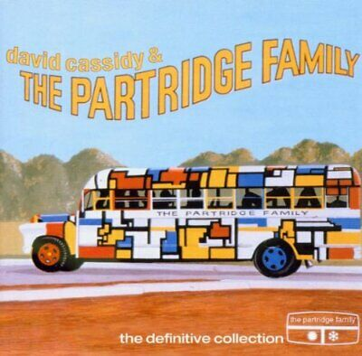 Definitive Collection - Partridge Family CD NRVG The Fast Free Shipping