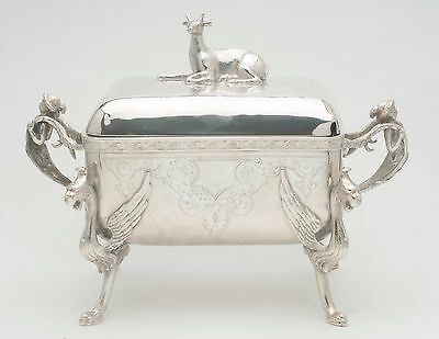 STUNNING 19th century Soup Tureen