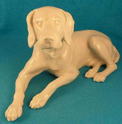 Rosenthal German shorthaired pointer FREE SHIPPING rare OLD vintage dog Fritz