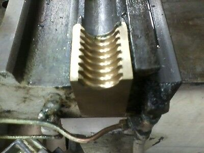 "Half Nut for Nichols Milling Machine Table ""X"" Axis Bolt In Half-Nut"