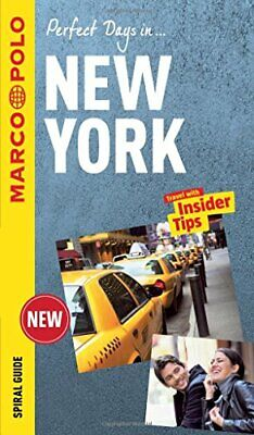 New York Marco Polo Travel Guide - with pull out map (Marco Pol... by Marco Polo