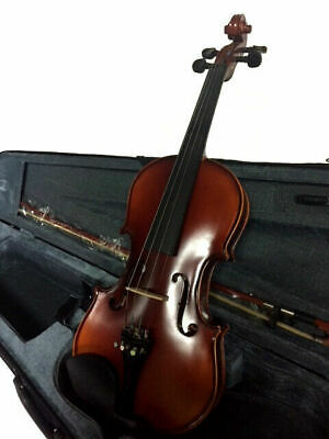 New Advanced 4/4 Full Size-Maple Flamed Back Violin/fiddle-German