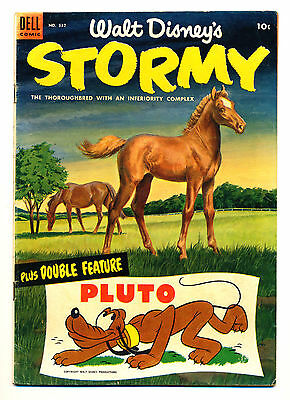 Walt Disney's Stormy Four Color #537 (Dell) VG5.4