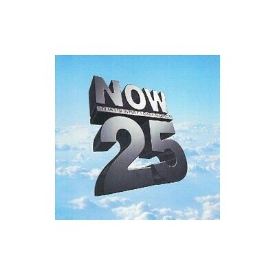 Various - Now That's What I Call Music! 25 - Various CD H5VG The Cheap Fast Free