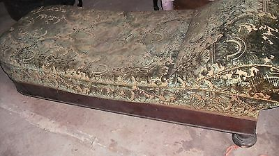 Vintage Fainting Couch - Needs Refurbished