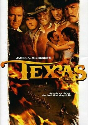 James A. Michener's Texas [New DVD] Full Frame
