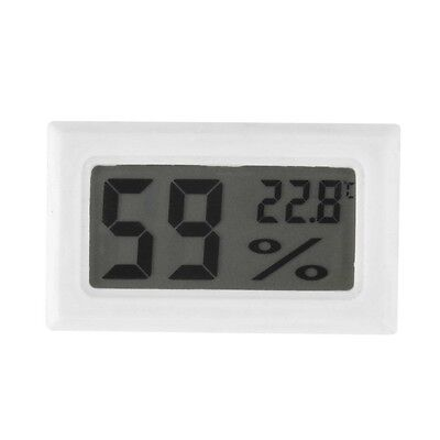 Mini Digital LCD Indoor Temperature Humidity Meter Thermometer Hygrometer AU