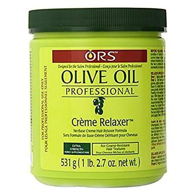 (15,58€/1kg) ORS Organic Root Stimulator Olive Oil Professional Creme Relaxer Ja