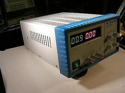 Bk Precision Digital Dc Power Supply Model 1621A  Tested  0-18Vdc  0-5A