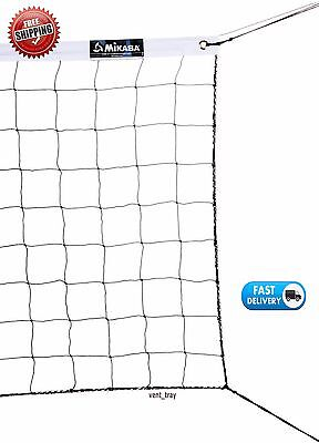 Competition Volleyball Net Indoor Outdoor Beach Backyard Sports Game Training