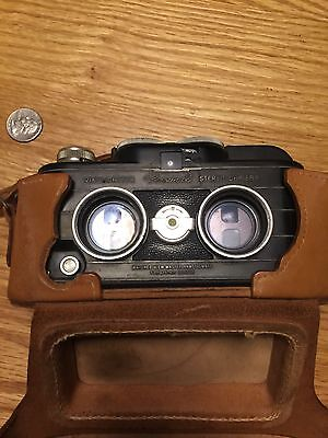 Viewmaster 35mm Personal Stereo Camera with Case