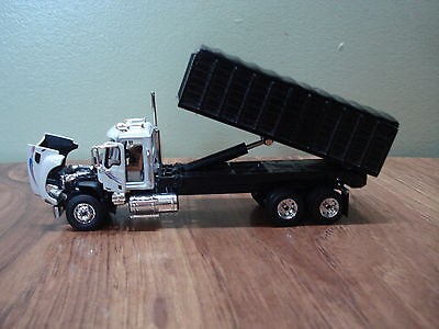 1/64 Custom GRANIT MACK GRAIN TRUCK Farm Toy Truck #1