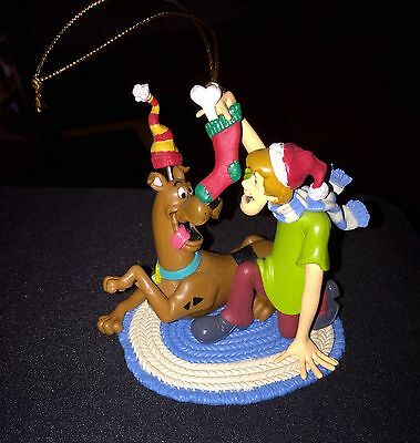 Scooby Doo Hanna-Barbera 2001 Christmas Ornament
