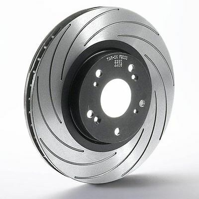 Rear F2000 Tarox Brake Discs fit Mercedes G Wagon G Wagon (272mm Disc)  93>