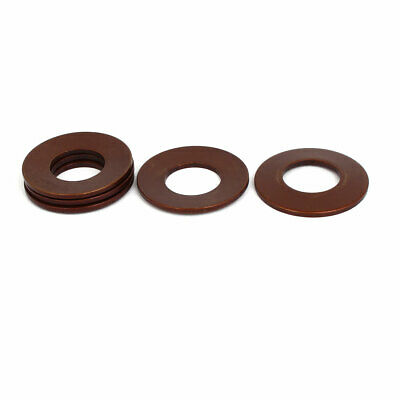 45mm Outer Dia 22.4mm Inner Dia 2.5mm Thickness Belleville Spring Washer 5pcs