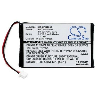 Replacement Battery For UNIDEN BBTY0471001