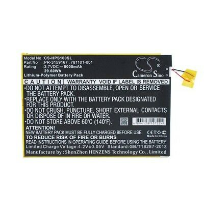 Replacement Battery For HP 2201