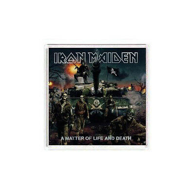 FRIDGE MAGNET GB Iron Maiden A Matter of Life and Death album cover