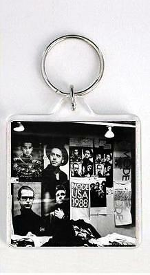 KEYRING GB Depeche Mode 101 album cover