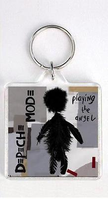 KEYRING GB Depeche Mode Playing the Angel album cover