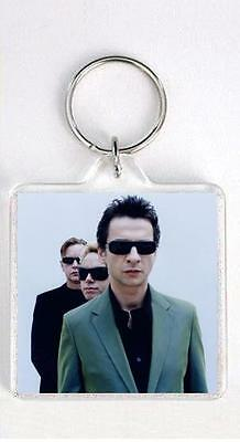KEYRING GB Depeche Mode  album cover