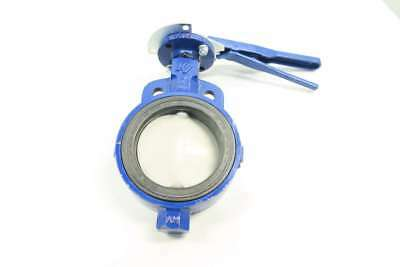New Keystone 990 6 In 150 Iron Wafer Butterfly Valve D555984