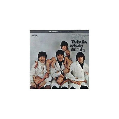 FRIDGE MAGNET GB The Beatles Yesterday and Today album cover