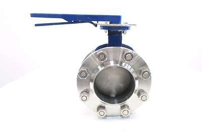New Keystone 990 6 In Manual 150 Stainless Disc Wafer Butterfly Valve D555987