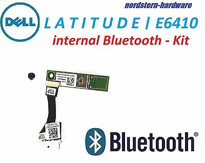 DELL internal Bluetooth Kit für Latitude E6410 Modul 375/Kabel/Schraube
