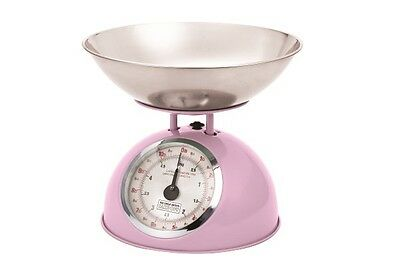 Great British Bake Off 5KG Stainless Steel Mechanical Kitchen Scales