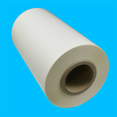 Soft Touch Matte Thermal Laminating Film (18 in x 2000 ft) 3 INCH CORE 1.5mil