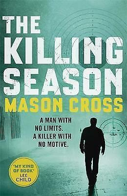 The Killing Season by Mason Cross, Book, New (Paperback)