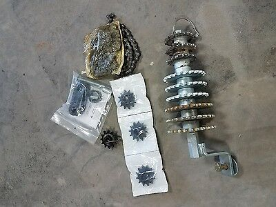 Kinze planter Gears and Parts